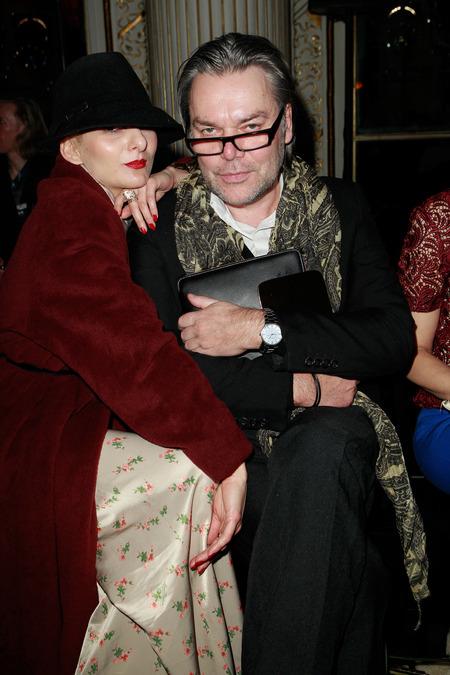 Catherine Baba и David Downton