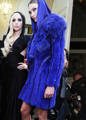 В Париже Atelier Versace: неделя высок