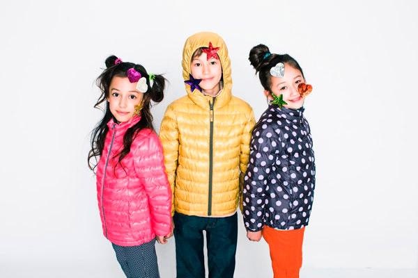детские пуховики для девочек и мальчиков