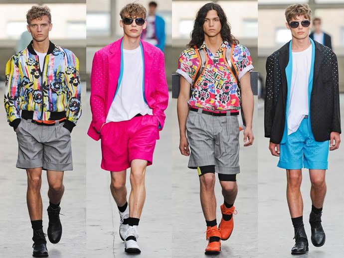 Молодежный стиль для парней