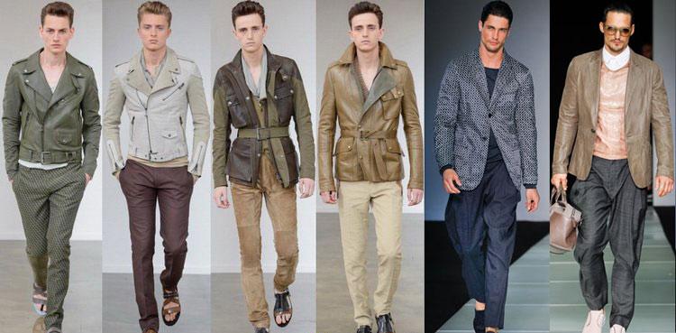 Мужской стиль одежды 2017