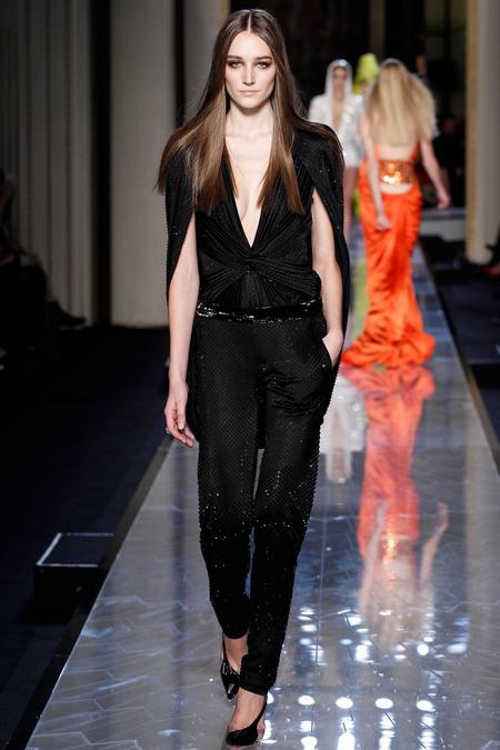Коллекция Versace весна 2018 лето 2017