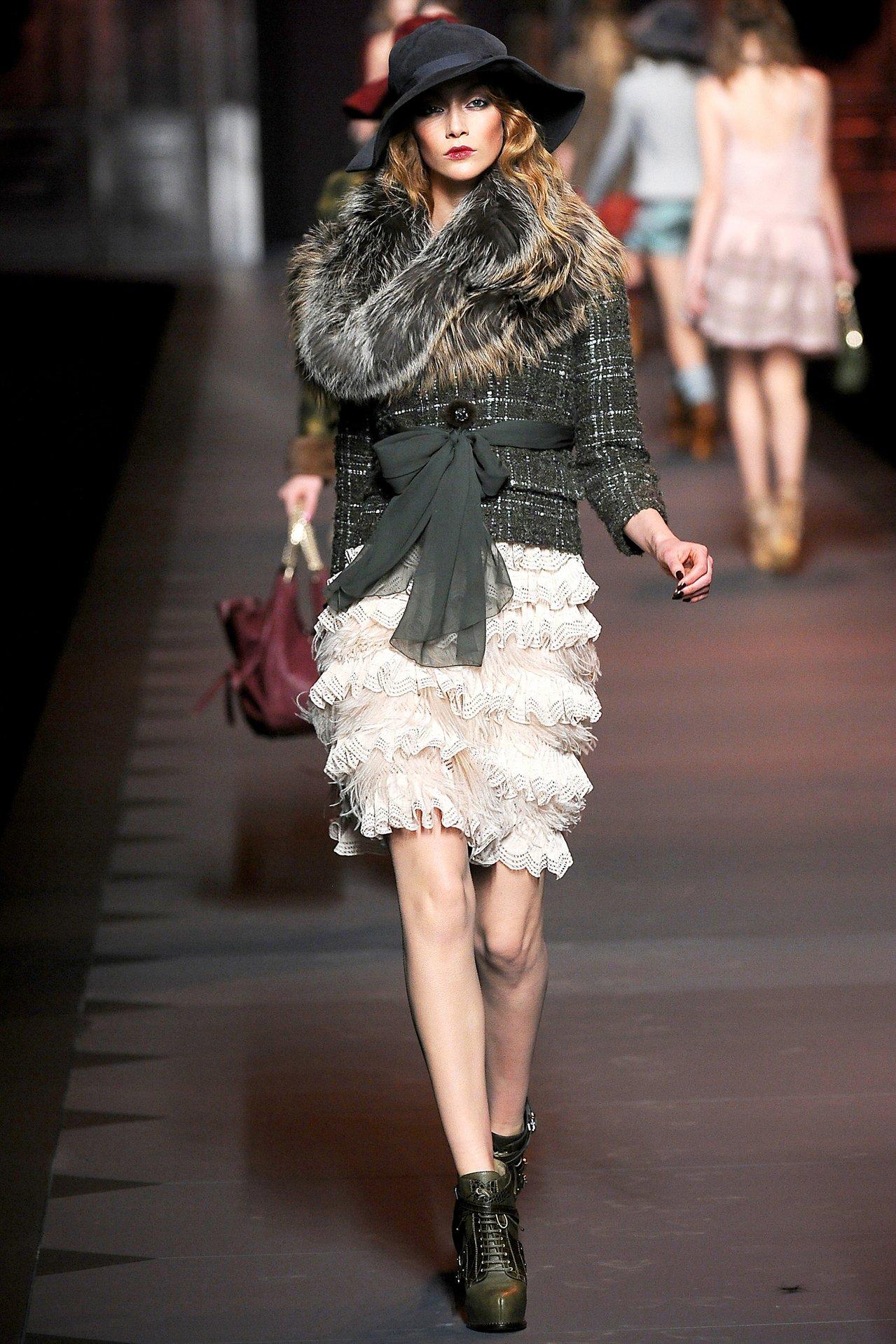 шарф Dior 2017