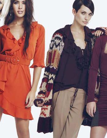 Современный стиль одежды: nолько для вас девушки: