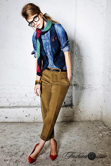 Современная мода для девушек