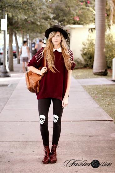 Современный стиль в одежде фото