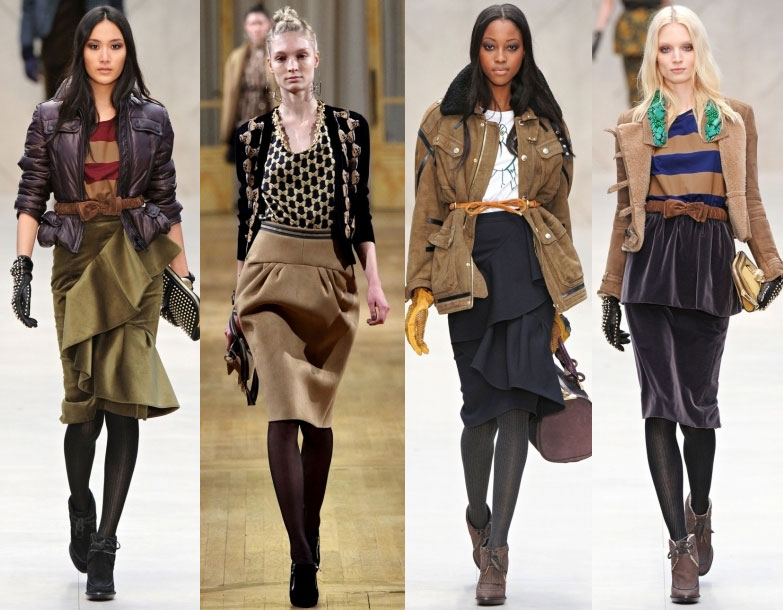 Молодежный стиль для девушек юбки