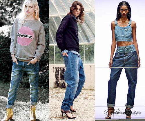 Модные женские джинсы 2017 фото