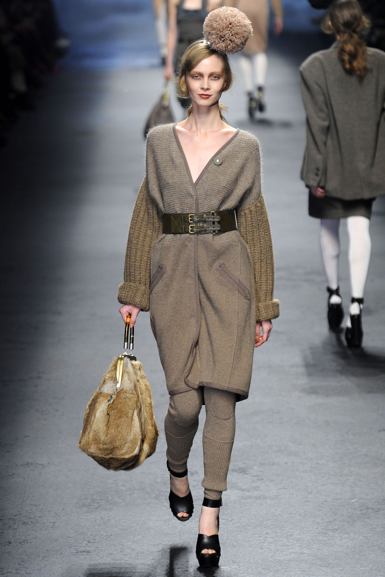 Модные пальто весны