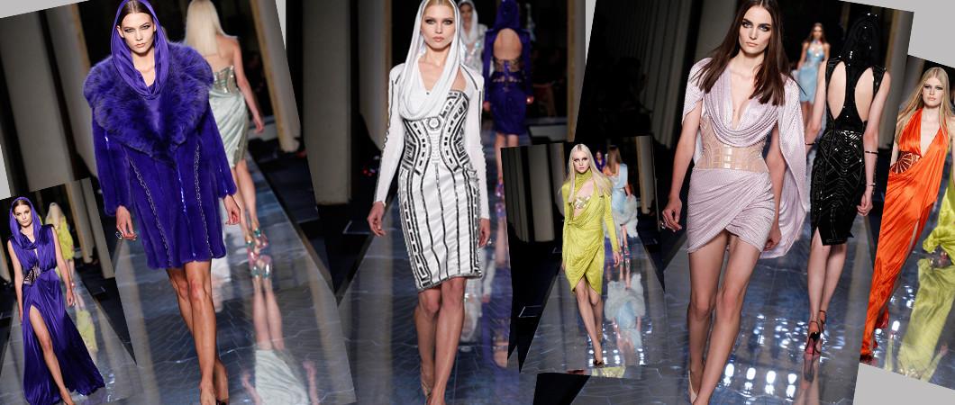 Коллекция Версаче (Versace) 2018 Весна — Лето
