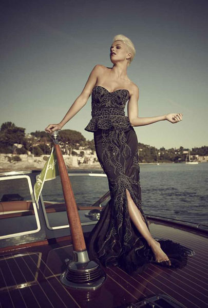черное платье стоимостью 3,5 миллиона