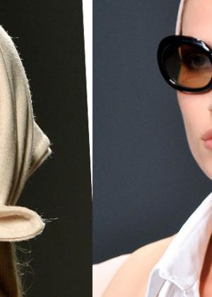 как модно завязывать платок