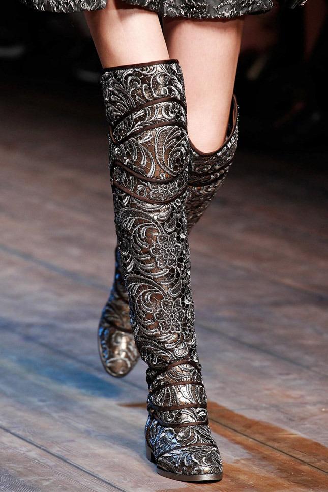 Dolce & Gabbana сапоги