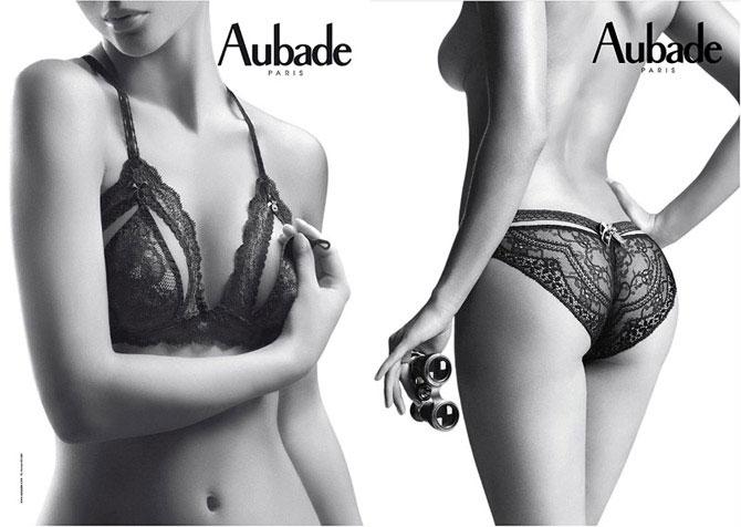 нижнее белье Aubade
