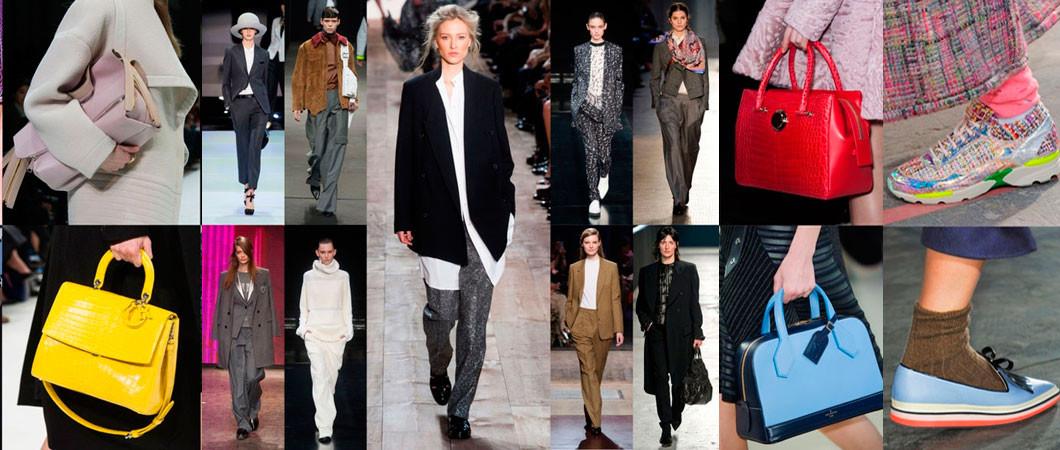 Тенденции моды осень — зима 2017: тренды модных Недель