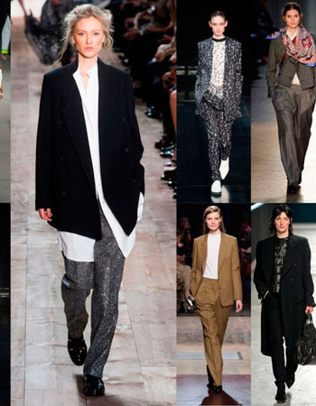 Тенденции моды осень — зима 2019: тренды модных Недель