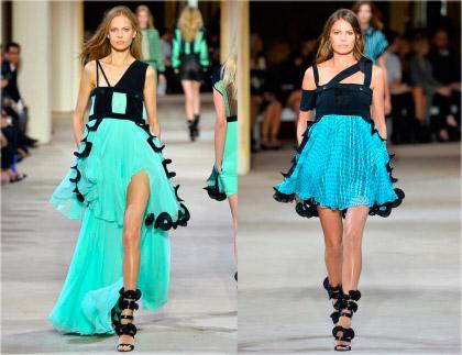 голубые длинные летние сарафаны платья