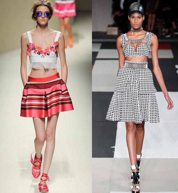 модные модели маек