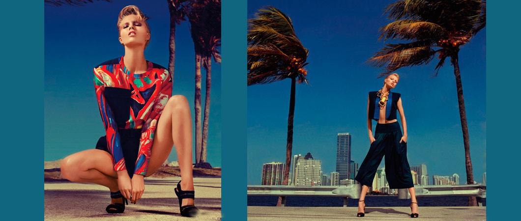 Пляжная мода 2018. Фото пляжных образов этого лета.