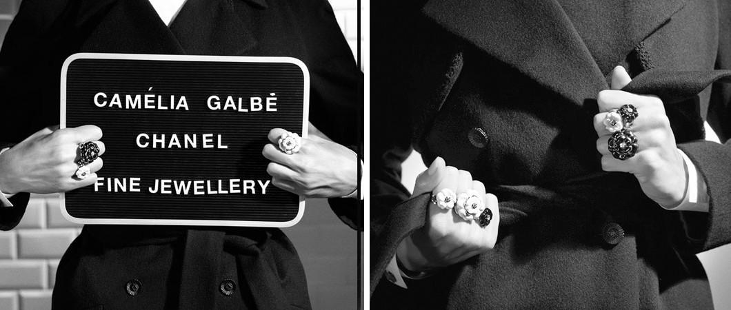 Chanel (коллекция 2019) — модные украшения