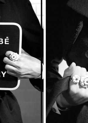 Chanel (коллекция 2017) — модные украшения