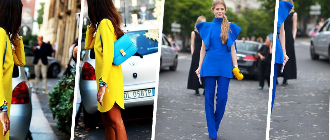 Популярные цвета в одежде летом 2019 года