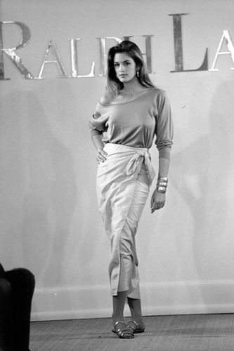 Ральф Лорен 1989 год