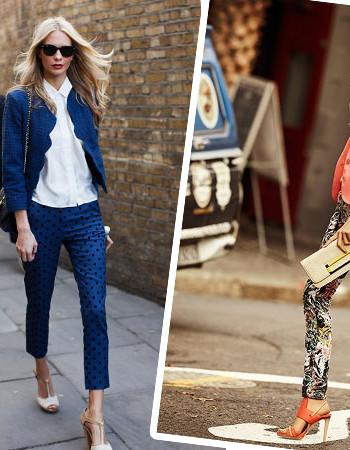 С чем женские брюки в 2021. Фото и обзор тенденций