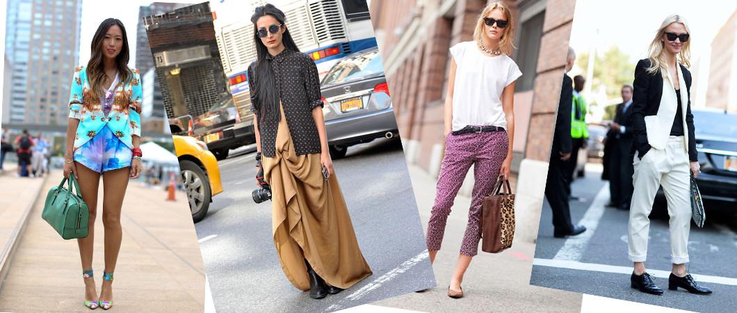 Американский уличный стиль одежды (Нью-Йорк)