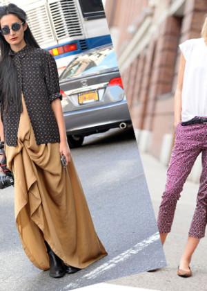 Американский стиль одежды: уличный стиль Нью-Йорка