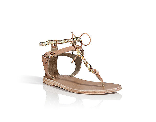 модные летние сандали