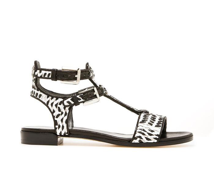 летние женские сандали 2017