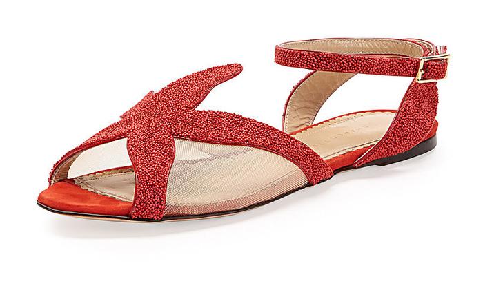женские сандалии летние