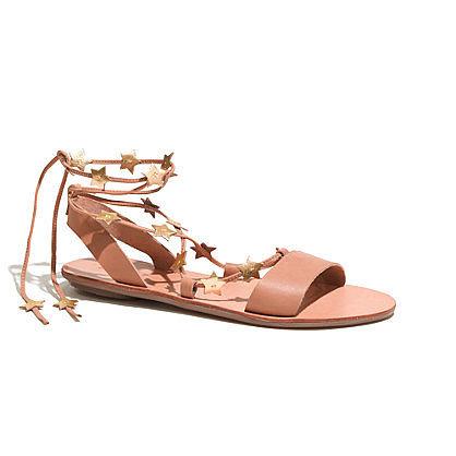 летние сандали для девочек