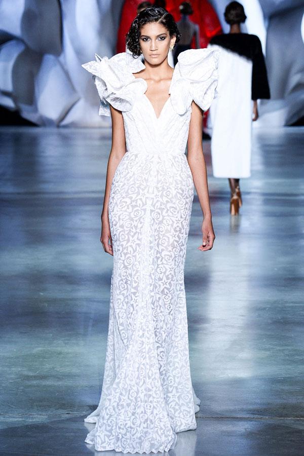 Ulyana Sergeenko платье фото 1