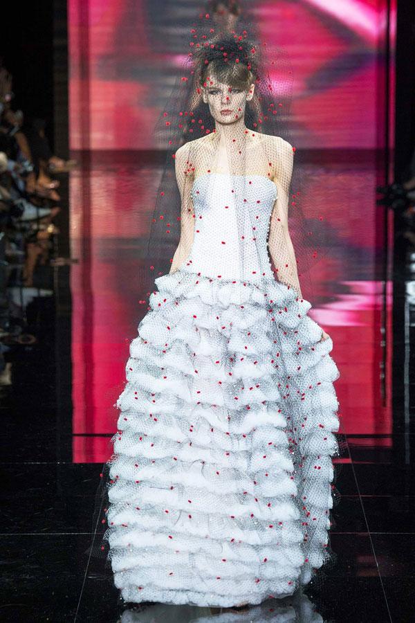 Armani Prive платье фото 1