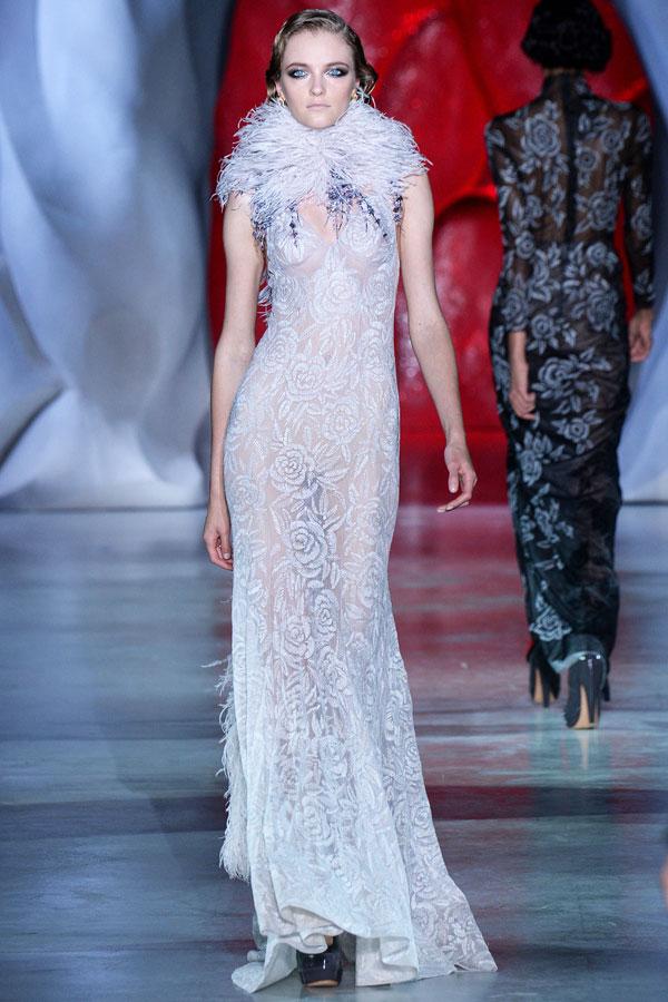 Ulyana Sergeenko платье фото 2