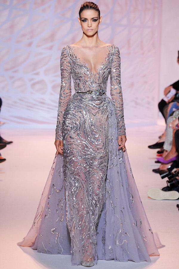 Zuhair Murad свадебное платье фото 4