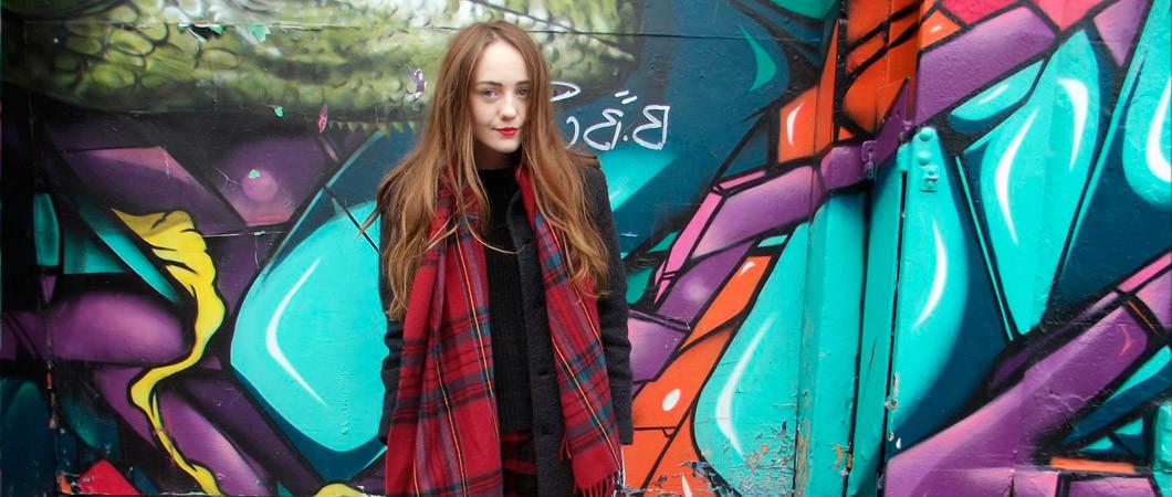 Модные шарфы осень 2017-2018: обзор тенденций