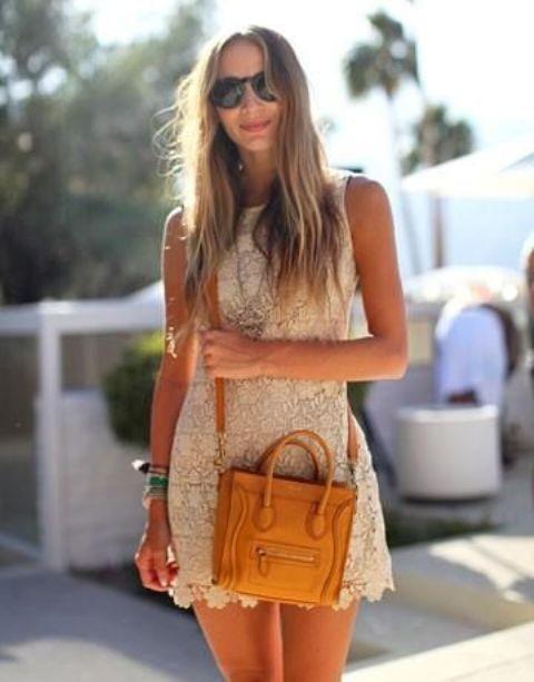 коричневая сумочка через плечо