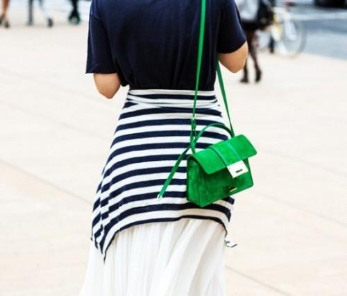 зеленая маленькая сумочка через плечо