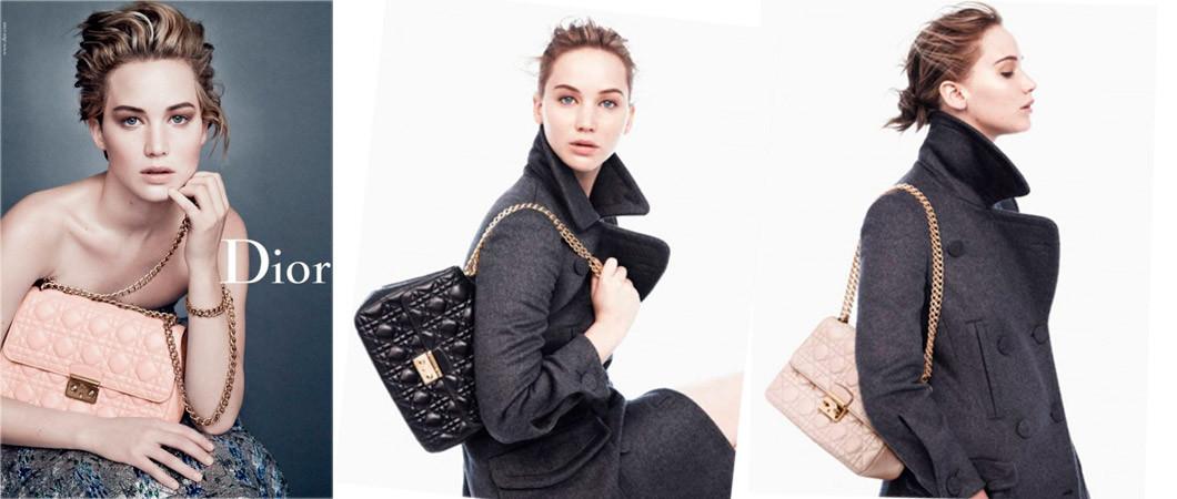 Дженнифер Лоуренс фото для Диор (Dior) весна/лето 2020