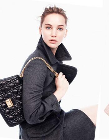 Дженнифер Лоуренс фото для Диор (Dior) весна/лето 2021