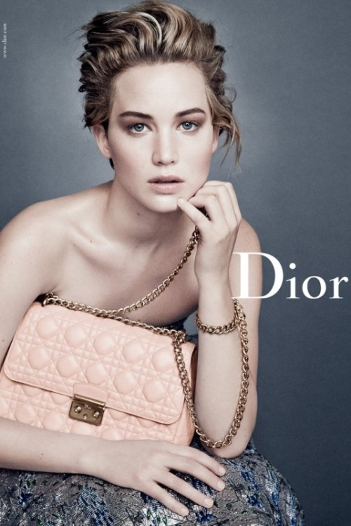 Дженнифер Лоуренс Dior 2018 фото 7