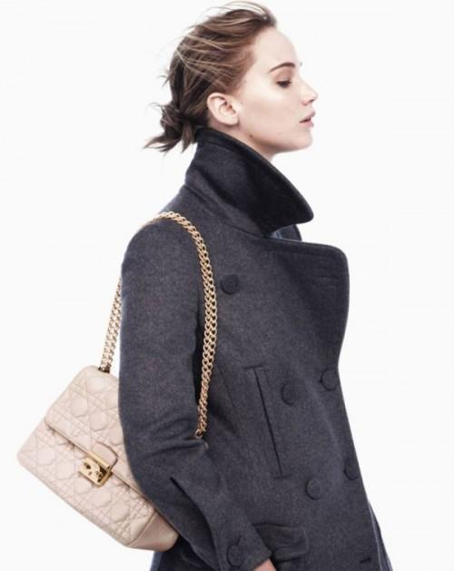 Дженнифер Лоуренс Dior 2018 фото 5