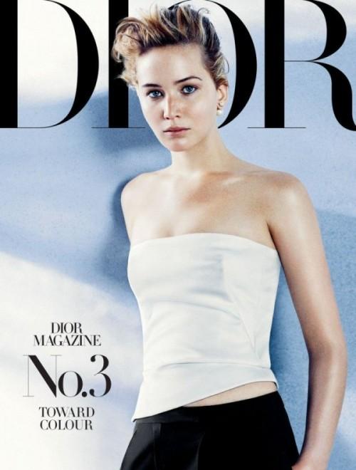 Дженнифер Лоуренс Dior 2017 фото 2