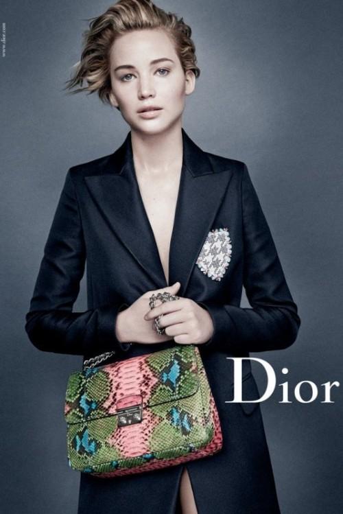 Дженнифер Лоуренс Dior 2017 фото 1