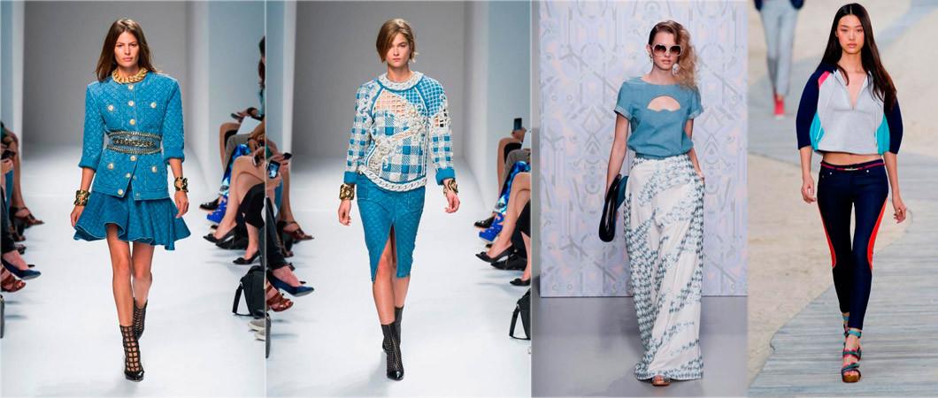 Джинсовая мода: фото обзор тенденций 2020 года