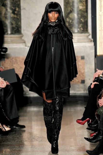 черный цвет в одежде: коллекция Emilio Pucci фото 1