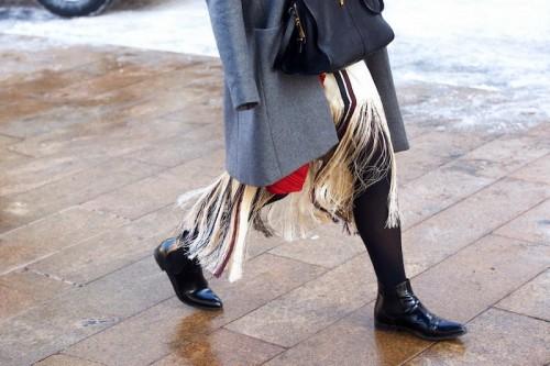 этнический стиль в одежде 2017